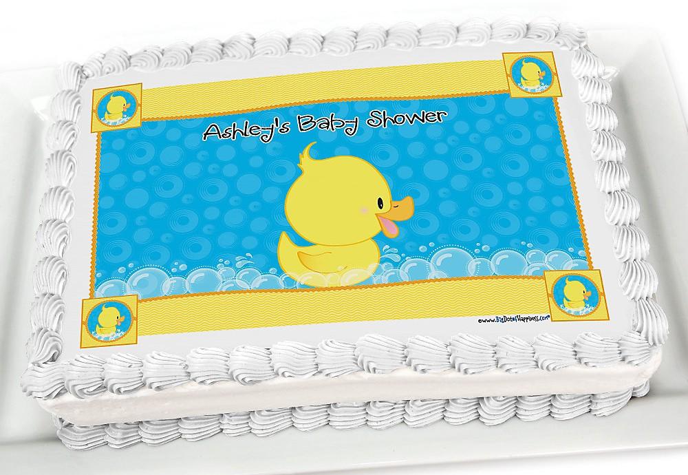 Baby Girl Shower Cake Inscriptions