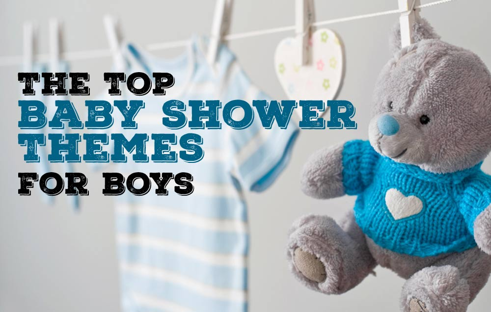 Baby Shower Decor For A Boy ~ The top baby shower ideas for boys