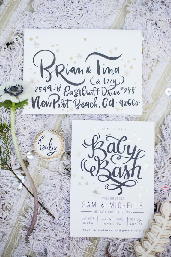 Photography: Michelle Kim Photography / Invitations: Minted
