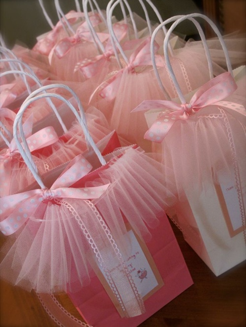 so much girly fun when you have ballerina themed baby shower event