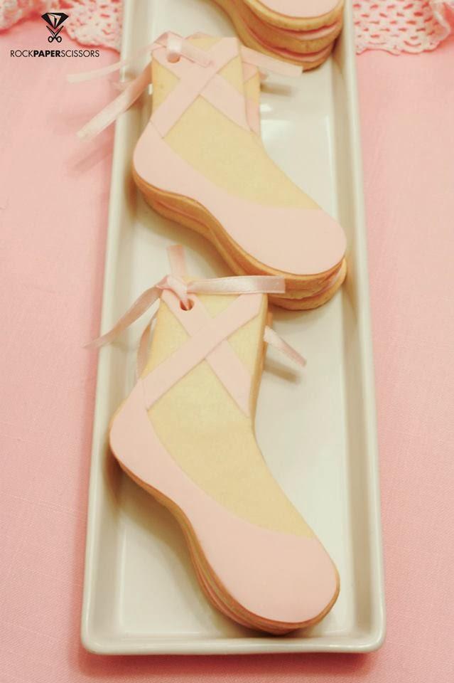 Ballerina Baby Shower Food