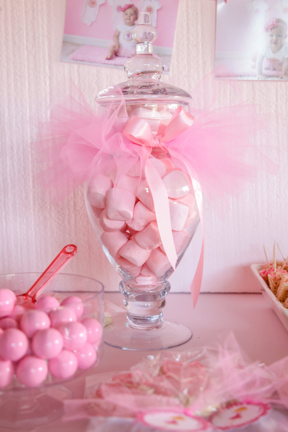Ballerina-Baby-Shower-jar Baby Shower Event Ideas