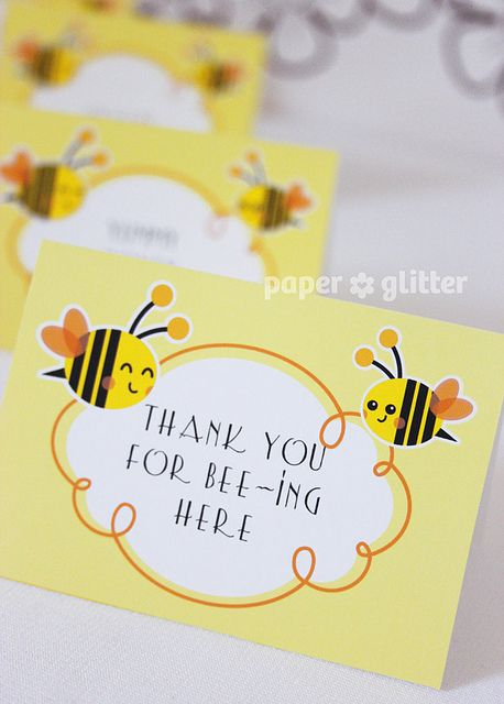 bee-baby-shower-cake-favor-thankyou