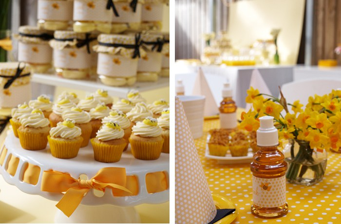 bee-baby-shower-cupcakes