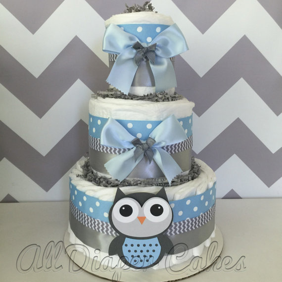 owl-baby-shower-cake1
