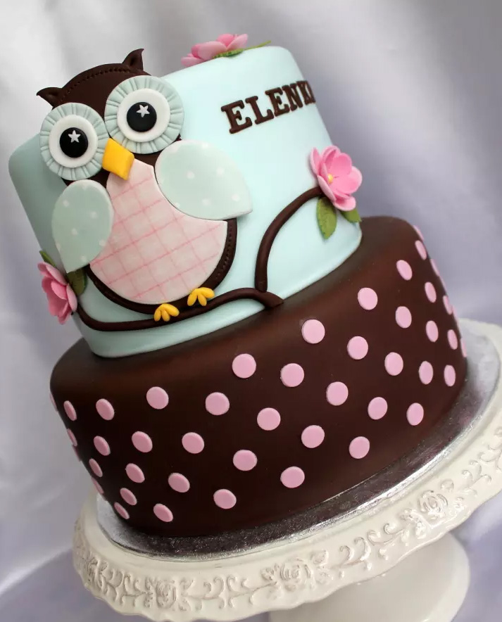 Owl Cupcakes For Baby Shower: Owl Baby Shower Ideas