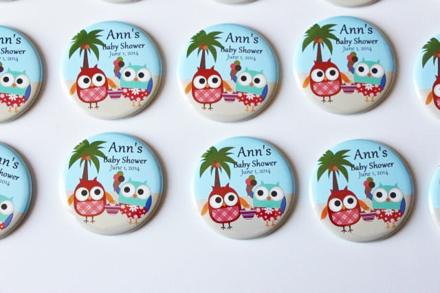 Baby Shower Magnets