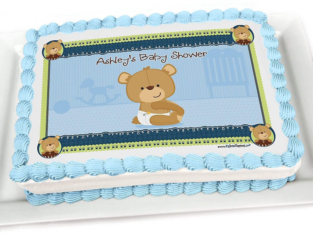 Boy-Teddy-Bear-Baby-Shower-Cake-Toppers
