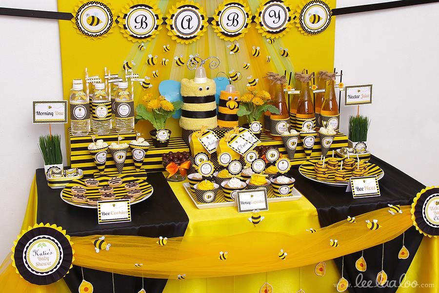 ideas bumblebee shower baby bumble bee