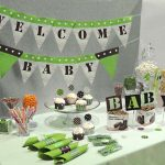 Camouflage Baby Shower Ideas