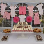 Clothesline Baby Shower Ideas