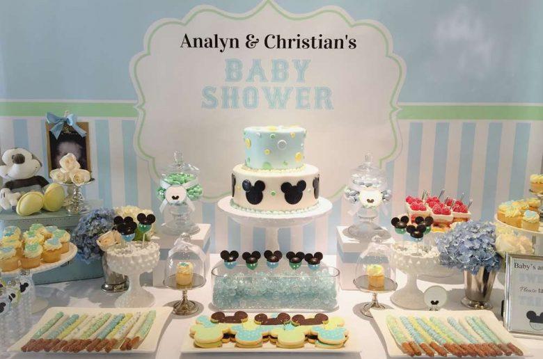 Disney Baby Shower Ideas