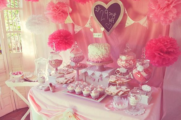 Fairy Baby Shower Ideas