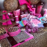 Leopard Baby Shower Ideas
