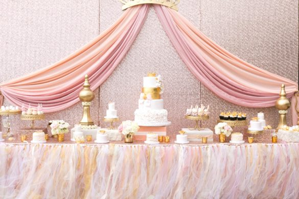 Princess Baby Shower Ideas