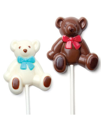 Teddy Bear Lollipop
