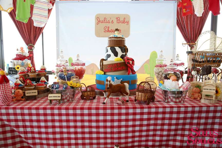 western baby shower ideas baby ideas