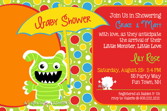 20 great baby shower wording examples for your invitations wording for your baby shower invitations filmwisefo Gallery