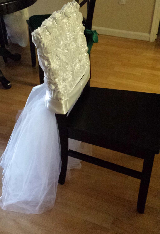 Chair Tutu Skirts