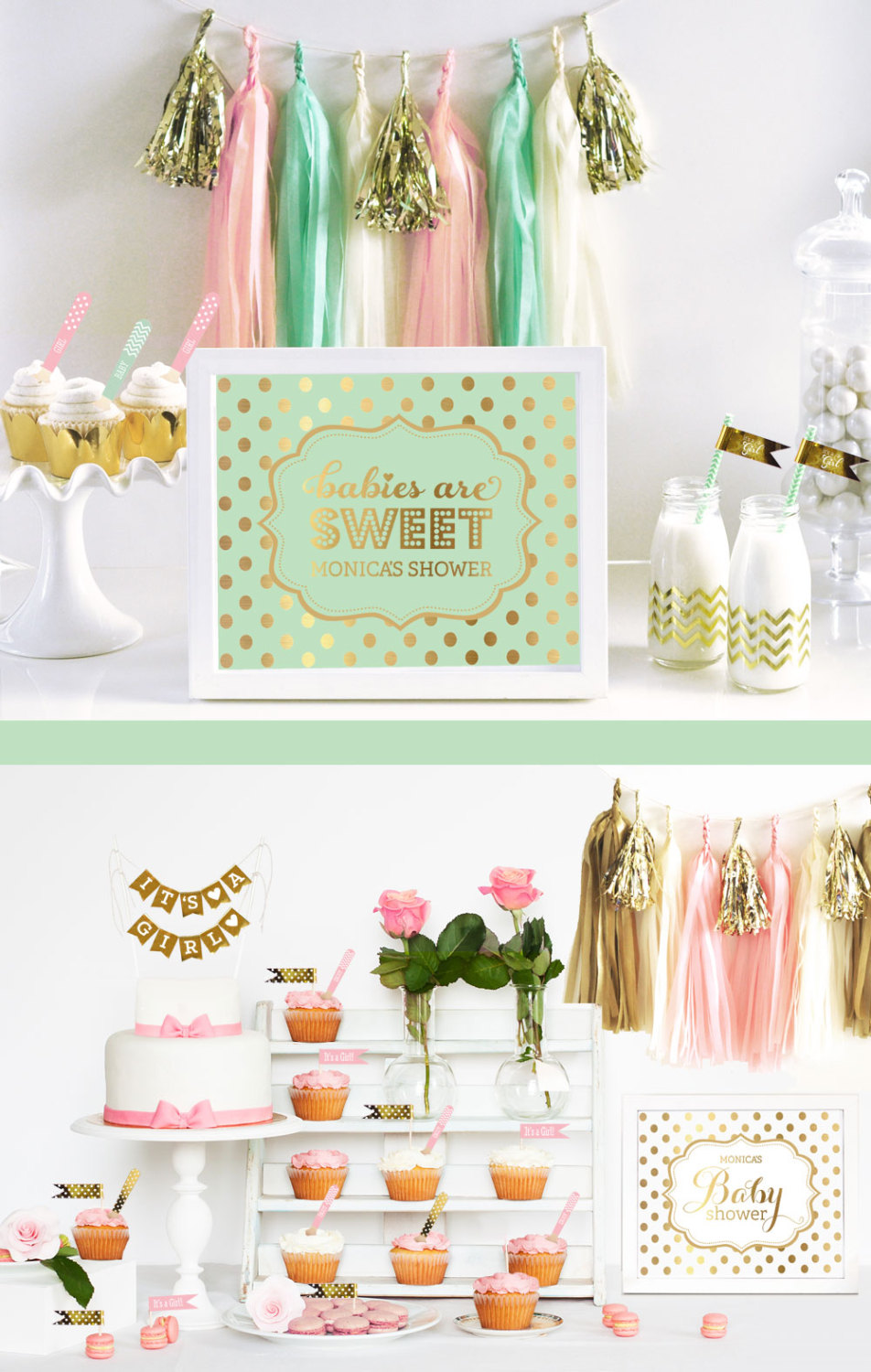 Gender Neutral Baby Shower Ideas | wblqual.com