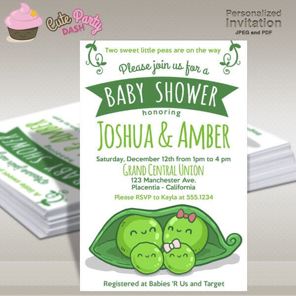 two peas in a pod baby shower ideas baby ideas