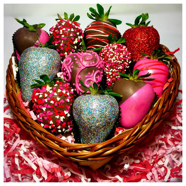 Belgian Chocolate Covered Strawberries