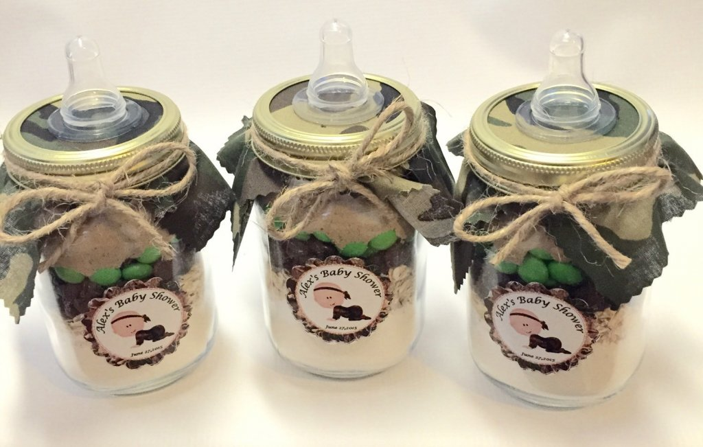 Hunting birthday party decorations party ideas deer hunting party - Camouflage Baby Shower Ideas Baby Ideas