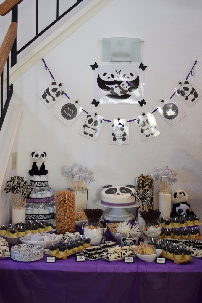 Panda Baby Shower Ideas