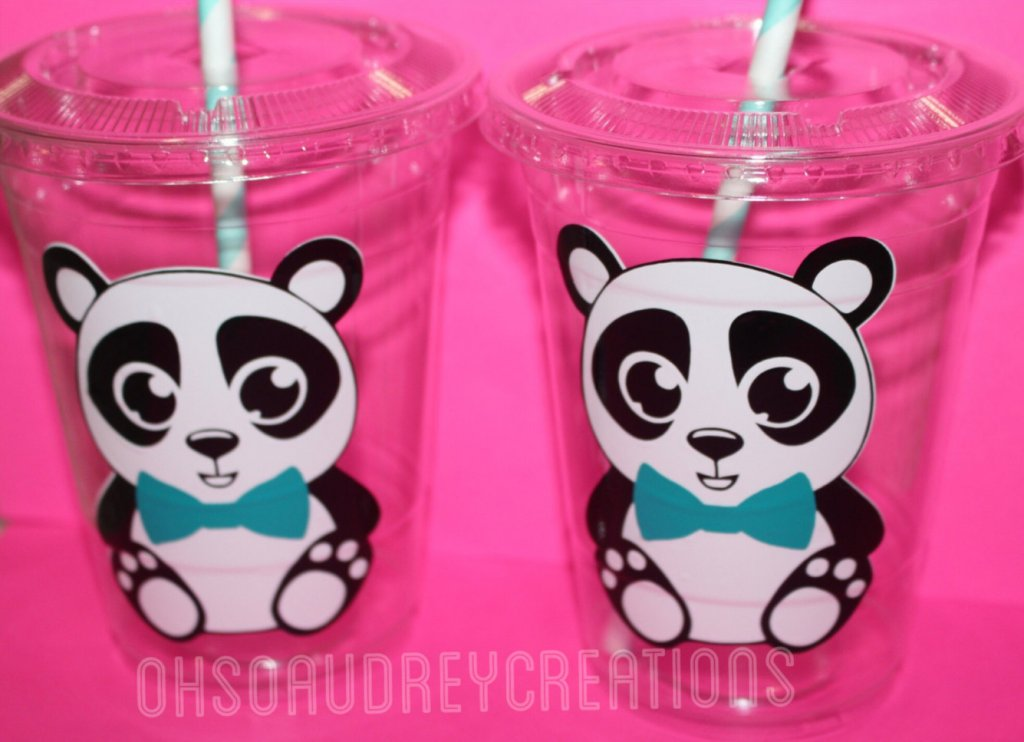 baby boy party cup,