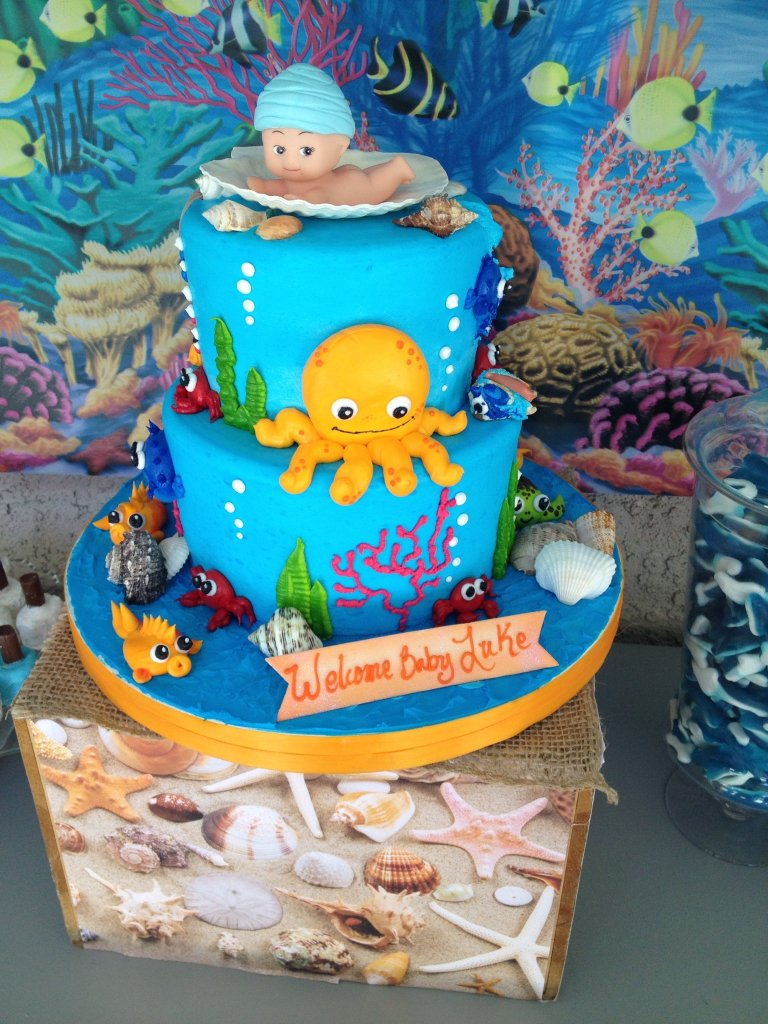 under the sea baby shower ideas baby ideas