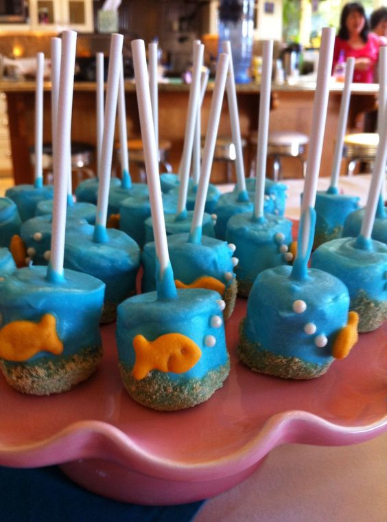 Food For Under The Sea Baby Shower