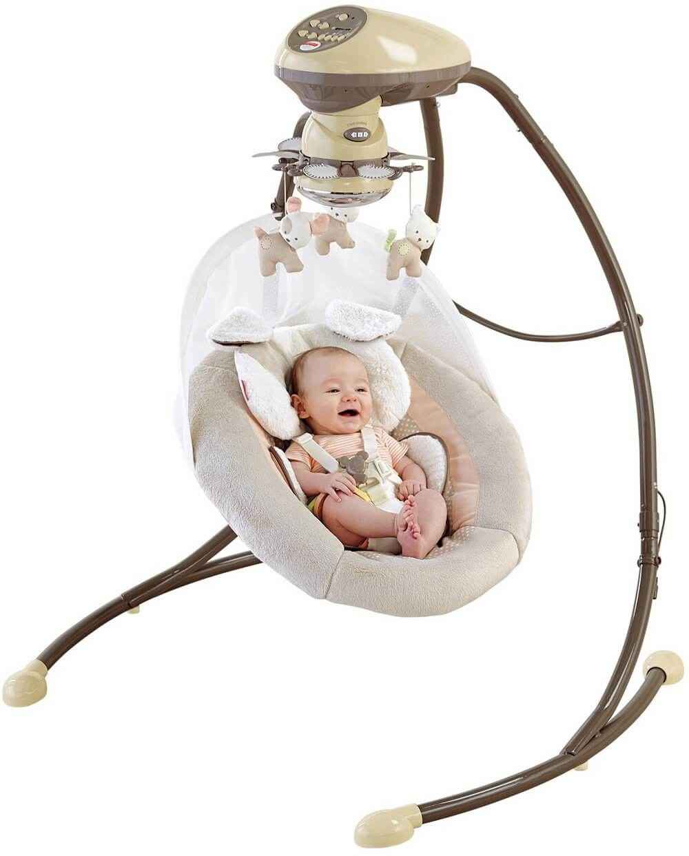 The Best Baby Swings For 2017 2018 Baby Ideas
