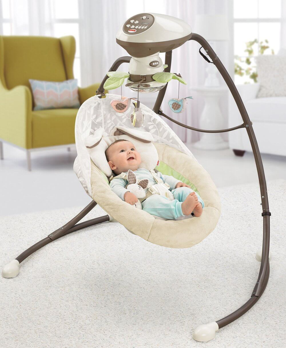 The Best Baby Swings for 2017-2018 - Baby Ideas