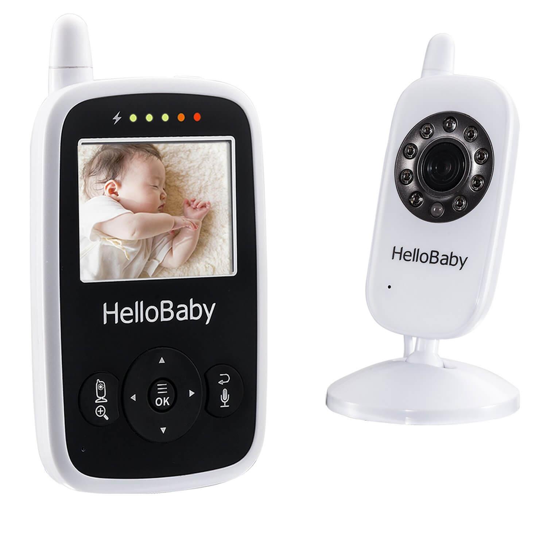 Hello Baby Wireless Video Baby Monitor