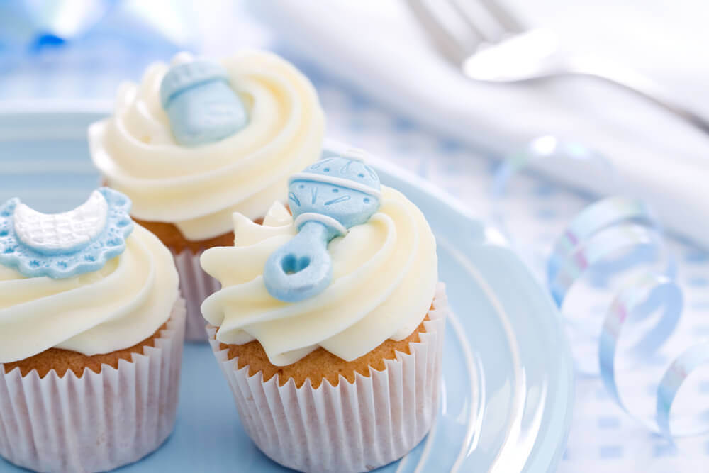 What to Eat at a Baby Shower