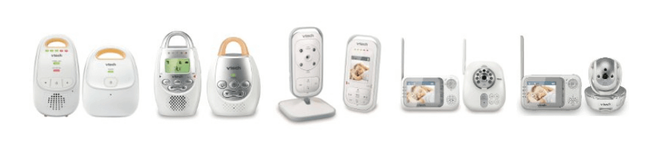 Different Types of Baby Monitors